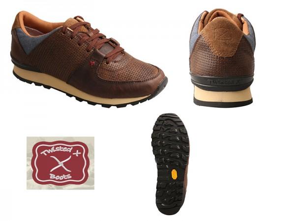 Twisted X Damen Sneaker ATHLEISURE Gr.40,5