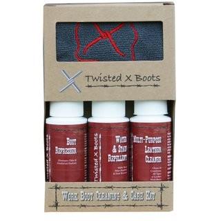 Pflege Set für Stiefel Twisted X
