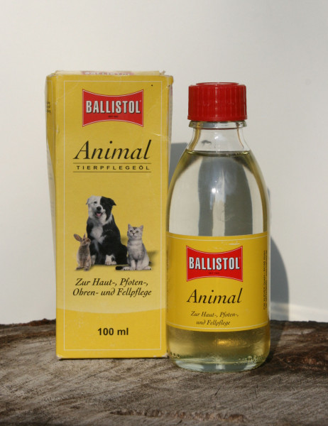 79,00 €/L Ballistol ANIMAL Tierpflegeöl