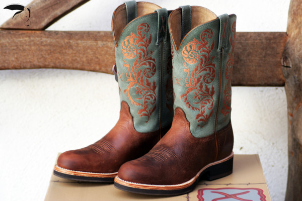 Cowboystiefel Twisted X Women's Horseman Sky Blue
