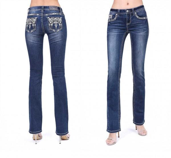 """Jeans""""Grace 81369 EB"""""""