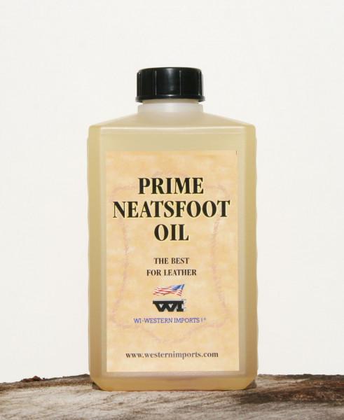 25,00 €/L bei 500 ml Neatsfoot Oil auch zum Nachdunkeln geeignet