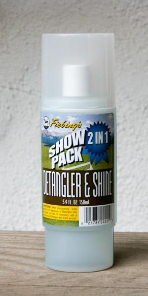 69,62 €/L Shampoo und Detangler im Doppelpack ideal für unterwegs