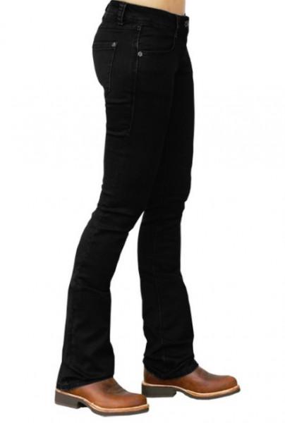 Jeans SARINA in schwarz