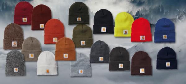 Winter Mütze Carhartt in neuen Farben