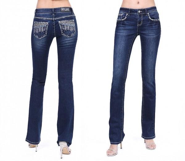 """Jeans""""Grace S219 EB"""""""