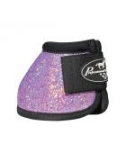 Professional's Choice | Secure Fit Overreach Bell Boots | GLITTER PURPLE